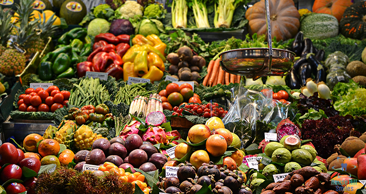 Fruits & Vegetables That Are Good For Your Teeth