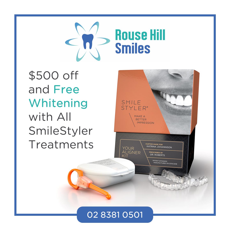 Rouse Hill Smiles Dental Care Sydney